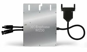Enphase M250 Micro inverters solar power