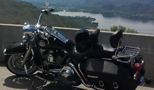 2008 Harley Davidson Road King Classic - Mint Condition