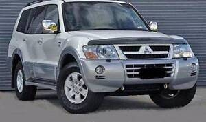 Mitsubishi Pajero Alloy Wheels 2003 NP USED 16X7 A1 Set 99%TREAD Georges Hall Bankstown Area Preview