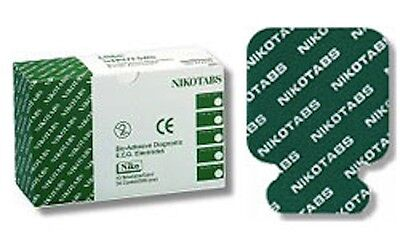 Nikomed Nikotabs Ekg Electrodes 0315 100 Tabs Per Package. Free Shipping