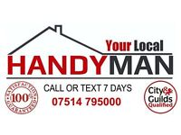 Handyman Cardiff. We Put Things Right