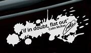 Colin McRae Sticker