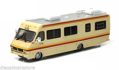 Greenlight 1986 Fleetwood Bounder Rv 1/64 Druckguss Auto Neu in Box 33020A (1 64 Rv)