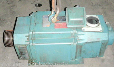 RELIANCE ELECTRIC MODEL TR SUPER RPM DC MOTOR 20 HP _ 1KA679600-NE