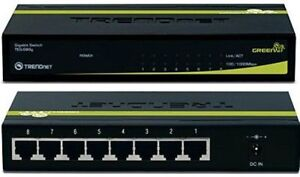TRENDnet 8-Port Gigabit Switch