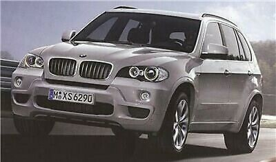 BMW OEM E70 X5 2007-2010 M Aerodynamic Body Kit Front Rear Bumpers & Side Skirts