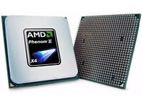 AMD Phenom II X4 945 3.0GHz 6MB L3 Quad-Core Socket AM3 95W HDX945WFK4DGM CPU