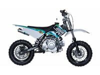 Stomp 65 Mini Pit bike