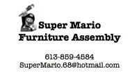 Super Mario Furniture Assembly