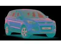 2016 Ford Kuga 1.5 EcoBoost 120 Zetec 5 door 2WD Petrol Estate