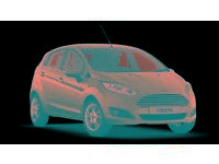 2016 Ford Fiesta 1.25 82 Zetec 3 door Petrol Hatchback