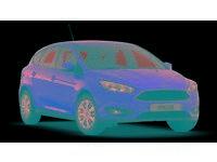 2016 Ford Focus 1.6 85 Style 5 door Petrol Hatchback