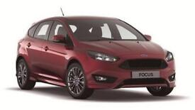 2017 Ford Focus 1.0 EcoBoost 125 ST-Line Navigation 5 door Petrol Hatchback