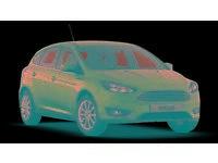 2016 Ford Focus 1.5 TDCi 120 Titanium Navigation 5 door Diesel Hatchback