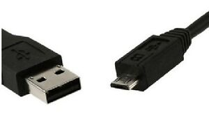 6 ft. TechCraft USB 2.0 - Type A to Micro USB Type B Cable - Micro 5-pin - Black