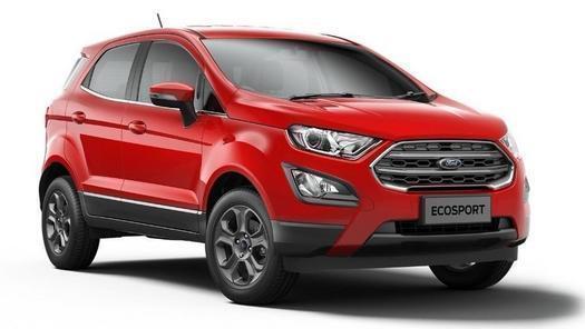 ford ecosport  tdci zetec  door diesel hatchback