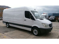 Mercedes-Benz Sprinter 2.1TD 313CDI LWB NEED FINANCE WE CAN HELP ///