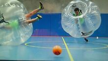 Bubble Soccer. Coburg Moreland Area Preview