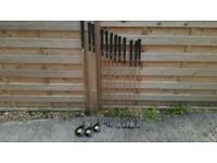 Hippo Graphite shaft Ladies full golf set Good for beginners/young ladies.