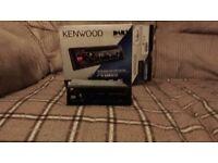 Kenwood CD/DAB Radio KDC DAB 361U