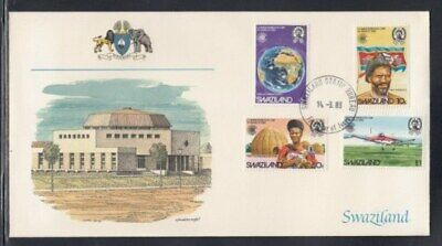 SWAZILAND Commonwealth Day FIRST DAY COVER