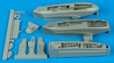 AIRES HOBBY 1/48 A10A THUNDERBOLT II WHEEL BAY FOR ITA 4354
