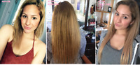 May special offer on hair extensions for just $ 260
