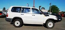 2004 Toyota Landcruiser HZJ105R Standard White 5 Speed Manual Wagon Bellevue Swan Area Preview