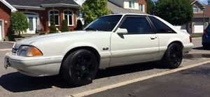Mustang LX-5.0L -1989-Excellente condition