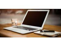 Blog/Website Managing Job Wanted