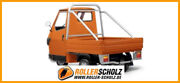 Piaggio APE 50 Cross Country Benzin