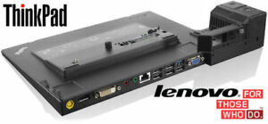 Lenovo ThinkPad Docking Station 433715U w/h USB3, 433710U