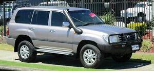 2003 Toyota Landcruiser HDJ100R GXL (4x4) Silver 5 Speed Manual Wagon Springwood Logan Area Preview
