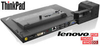 Lenovo Docking Station + AC Adapter for 410, T420, T410,T430