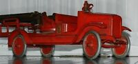 1920's BUDDY L FIRE LADDER TRUCK FOR SALE BY AUCTION