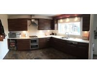 Beautiful Kitchen Units For Sale. In excellent condition must be seen.