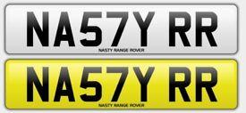 NASTY RANGE ROVER,SPORT, EVOQUE SVR OVERFINCH TD04 PRIVATE REGISTRATION NUMBER PLATE