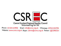Central Scotland Regional Equality Council: CSREC : Volunteering for All