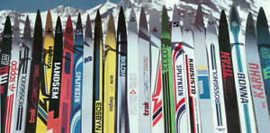 Looking for older pair of classic/skate cross-country skis