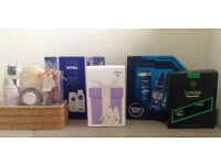 Wollaton Body care gift sets over £50 of value!grab a bargain Linx Nivea dove