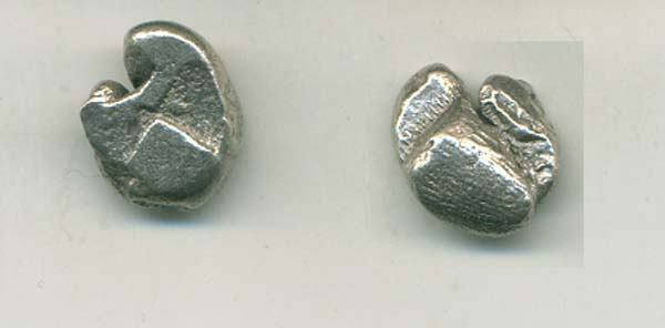 SINOPE 480-450 BC ANCIENT SILVER COIN