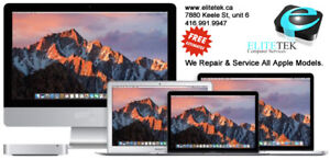 Apple Macbook Geniune Battery Replacement SAME DAY SERVICE.
