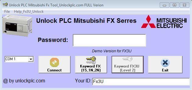 Crack Password PLC Mitsubishi FX3U | Shopping Bin - Search eBay faster