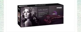 Brand new BABYLISS Curling tongs for cheap!!!!!!:)