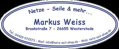 Netze Seile und mehr Markus Weiss