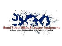 Bond st bikes