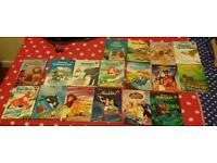 Massive job lot of 20 Disney books