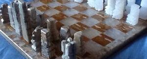 ONYX CHESS, REAL Paintings, Japanese silk wall decor Kitchener / Waterloo Kitchener Area image 5