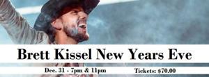2 Brett Kessell Tockets New Years Eve