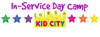 Kid City - In Service Day Camp Friday, March 17